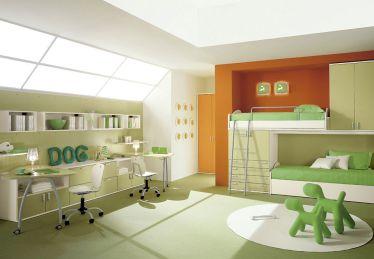 kromoterapija Dječja soba Dom2