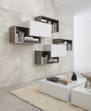 Police za knjige Dom2