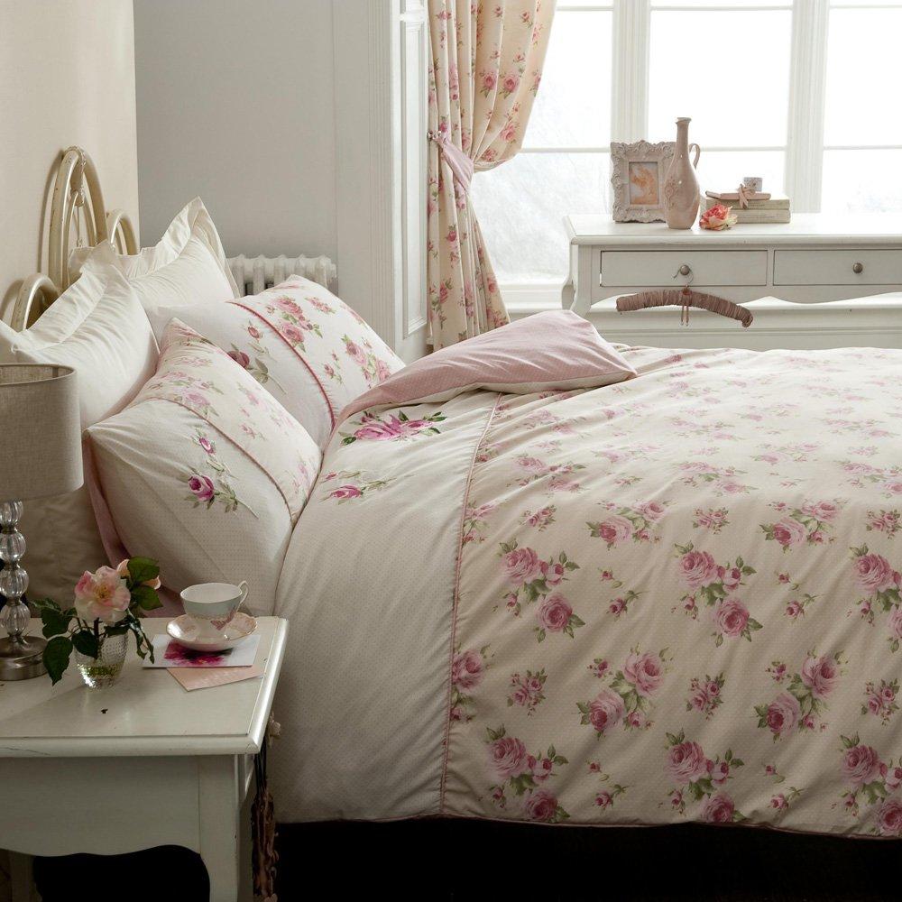 krevet-posteljina-cvjetna-chic-domnakvadrat