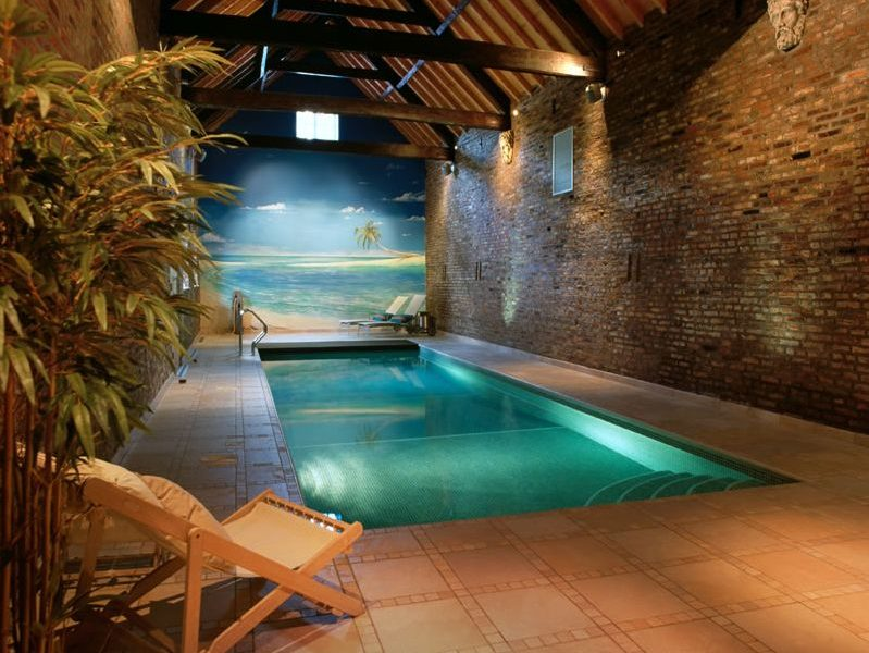 Unutarnji bazeni Dom2