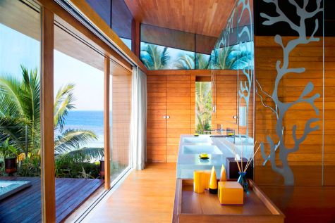 Vila na Maldivima Dom2