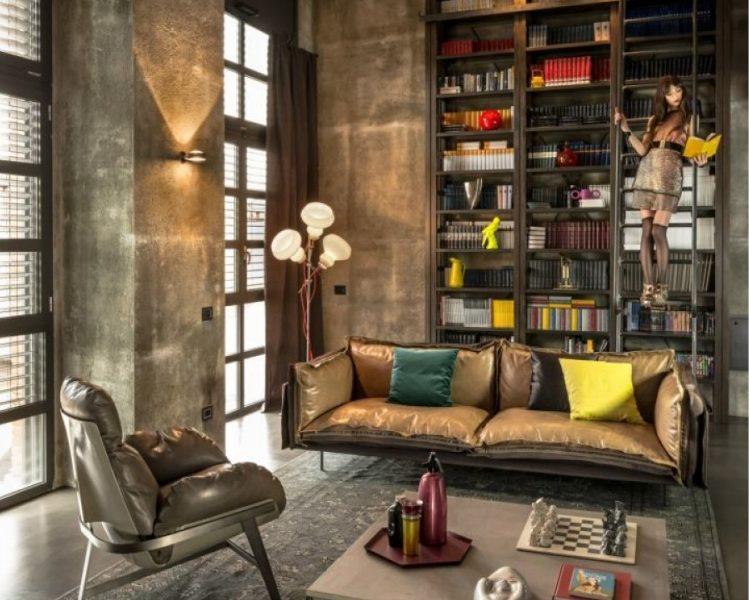 sofa u dnevnom boravku sjedeca garnitura dom2