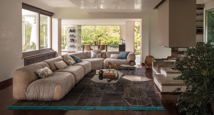 sofa za veliki interijer dizajn interijera dom2