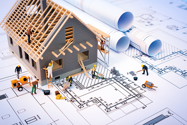 gradnja kuce dom2 projekt