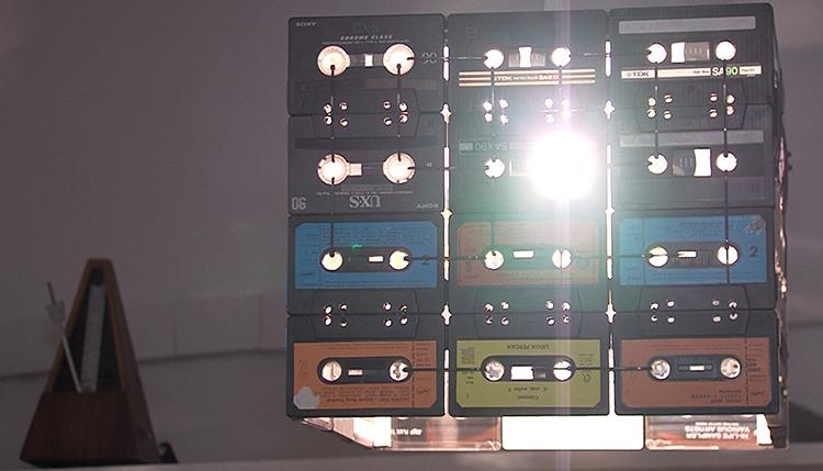 audio studio luster od kazeta dom2