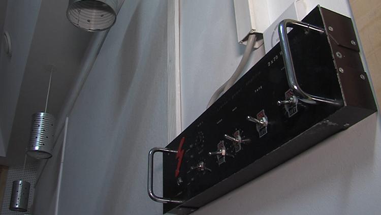 audio studio rasvjeta dom2