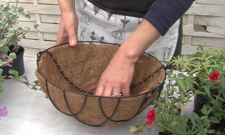 visece loncanice posuda od kokosova vlakna dom2