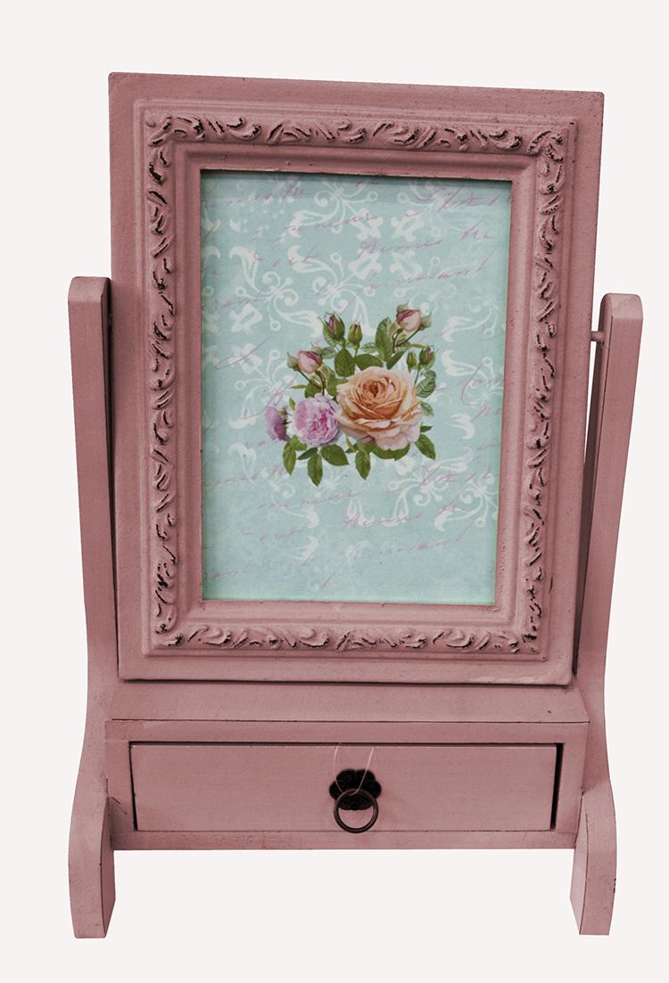 okvir za sliku prljavo roza 149 00 lesnina dom2
