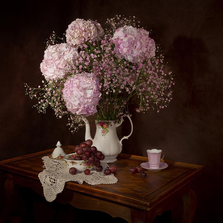 raskosne hortenzije u vazi dom2