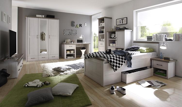 Lesnina soba za mlade Luca dom2