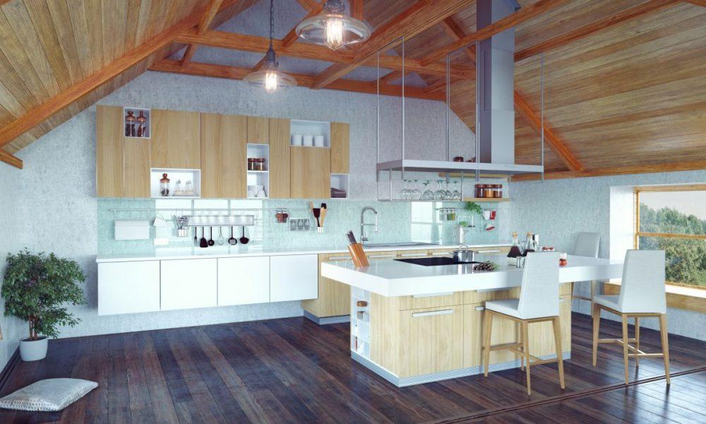 kuhinja-bijelo-drvena-potkrovlje2-domnakvadrat