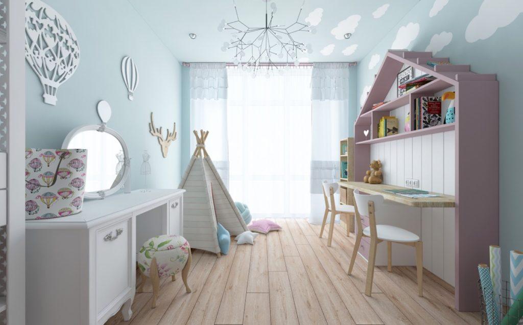 blue-and-pink-kids-decor-domnakvadrat