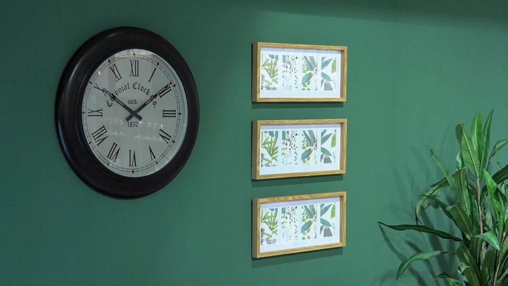 zelena-boja-u-interijeru-domnakvadrat