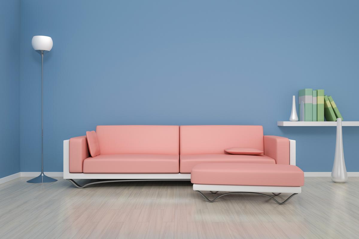 zagasito-plava-plavi-zid-roza-kauc-domnakvadrat