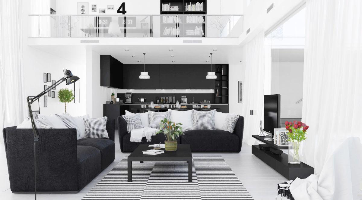 crno-bijelo-dnevni-boravak-domnakvadrat