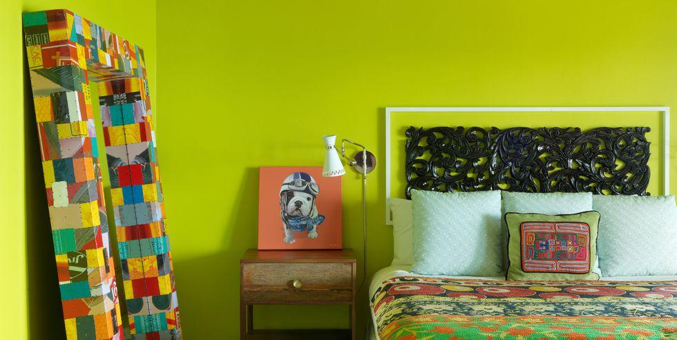 spavaća soba-zelena-dom-na-kvadrat