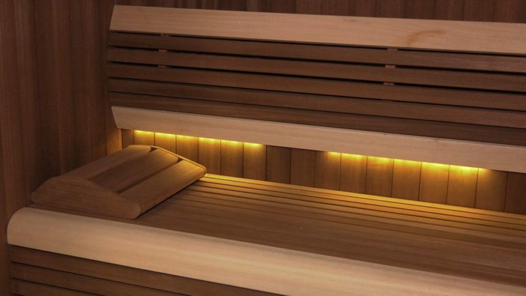 Finska sauna za više ljudi