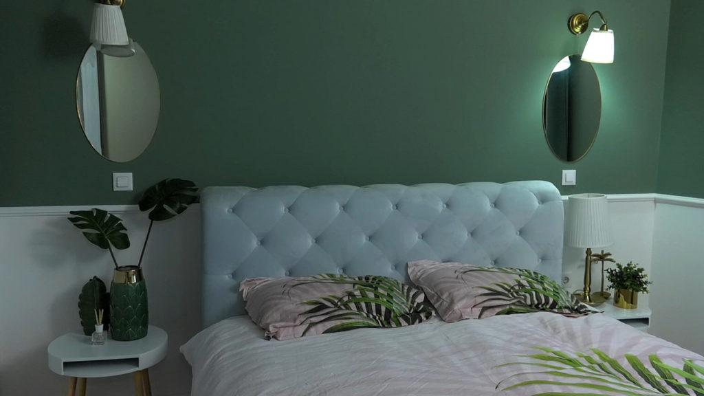 zelena-spavaca-soba-uredjenje-interijera-domnakvadrat