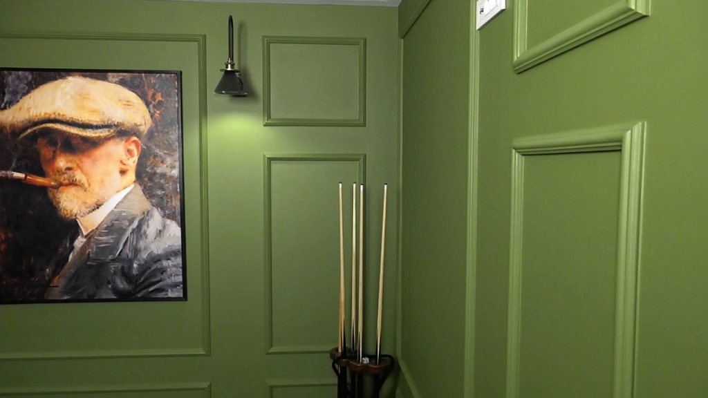 štukature-zeleni-zid-podrum-domnakvadrat