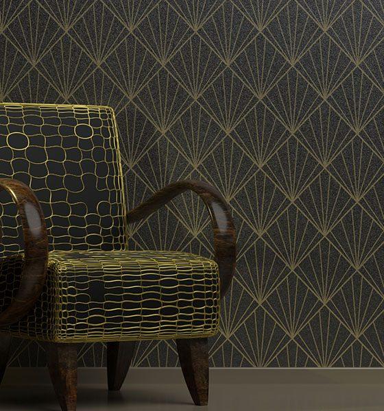 art-deco-stil-fotelja-zlato-domnakvadrat