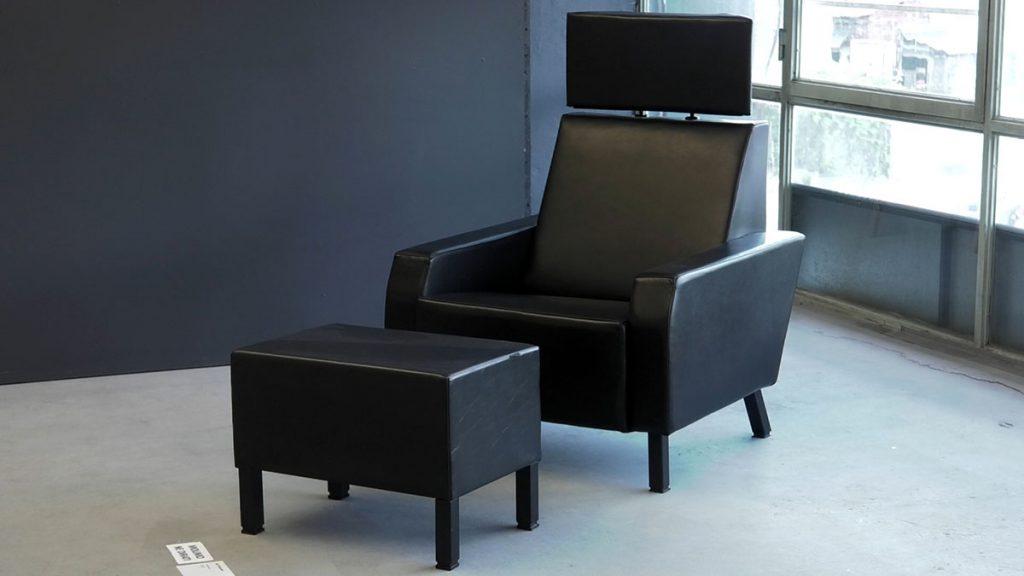 kožna-fotelja-crna-zg-salon-domnakvadrat