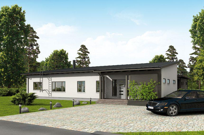 bijela-moderna-montažna-kuća-domnakvadrat