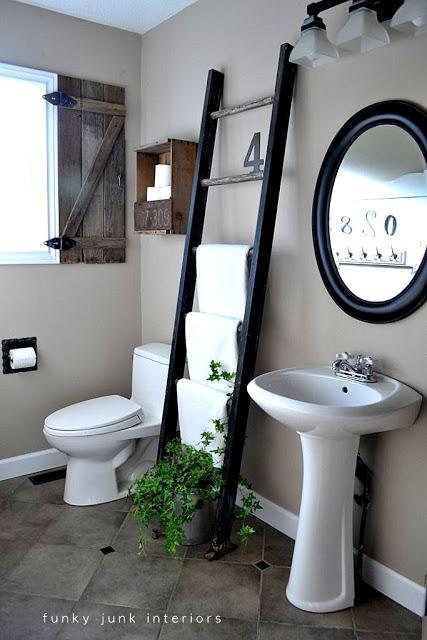 ljestve-kupaonica-ručnici-domnakvadrat