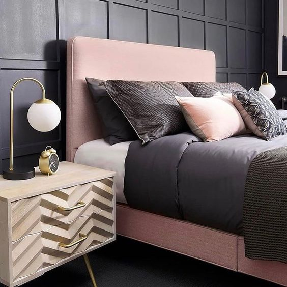 rozo-siva-spavaća-soba-domnakvadrat