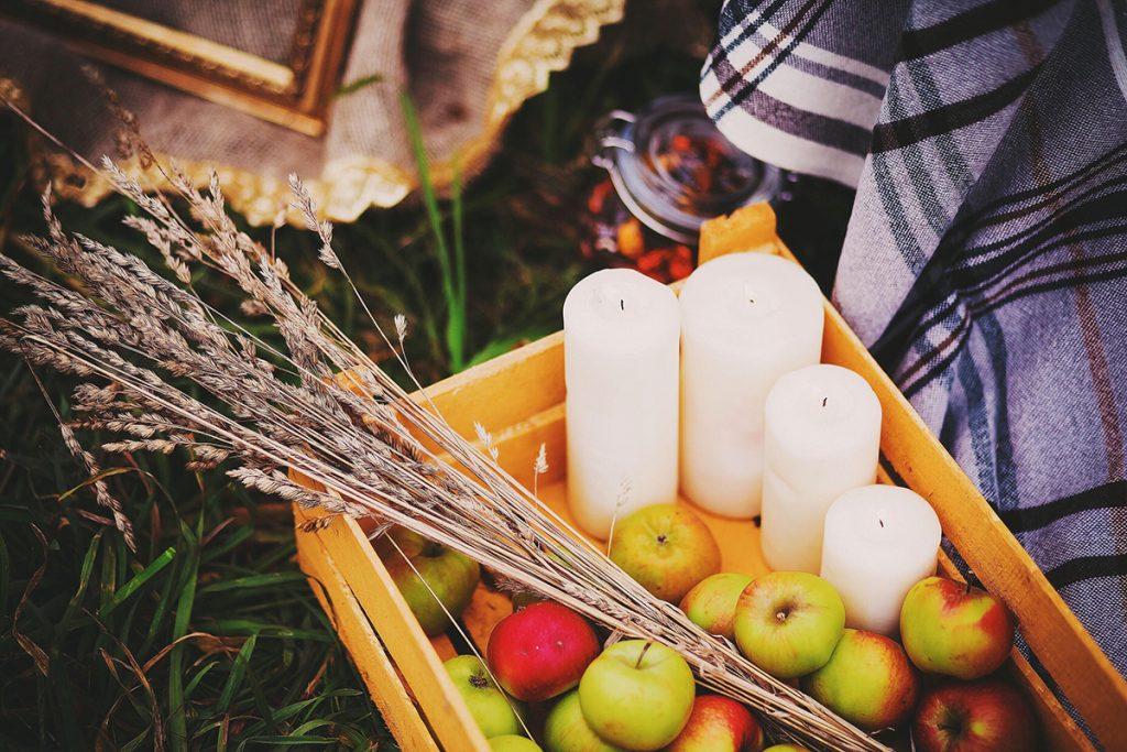 jabuka-kao-svijećnjak-domnakvadrat