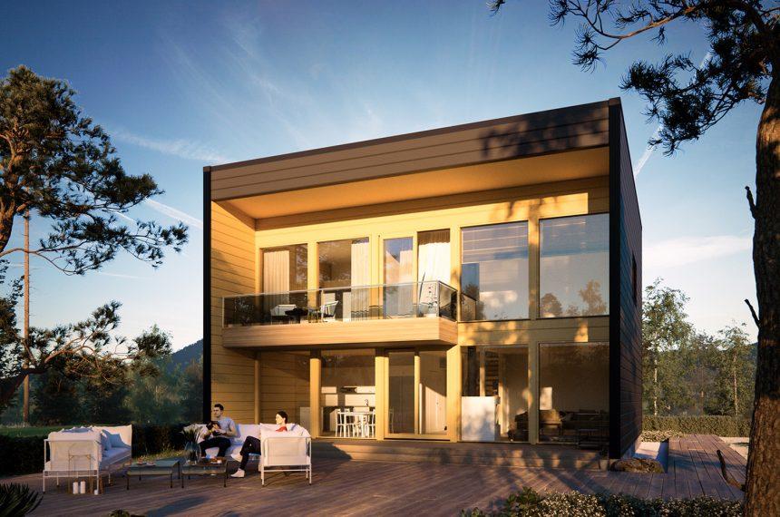 moderna-montažna-kuća-drvo-domnakvadrat