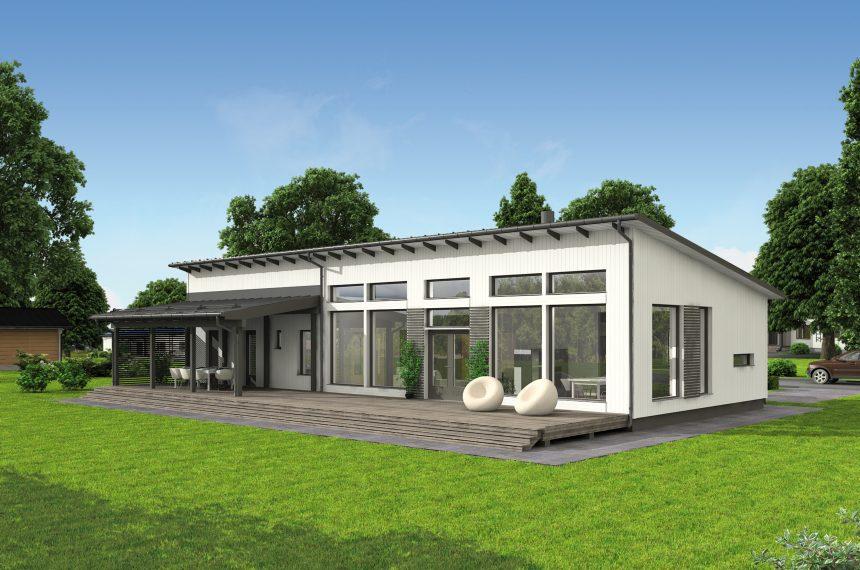moderna-montažna-kuća-bijela-domnakvadrat