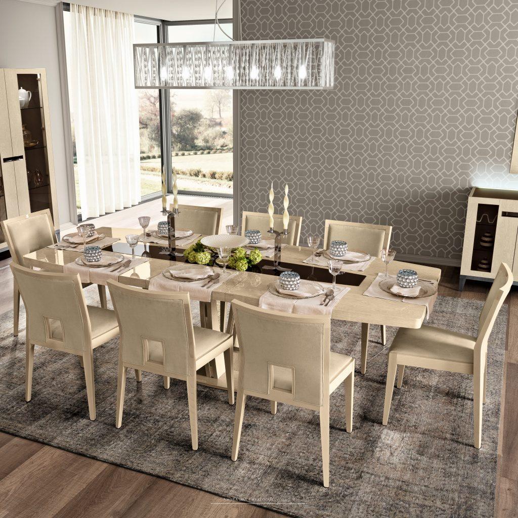 blagovaonica-stol-bijeli-luksuzni-mobel-land-domnakvadrat