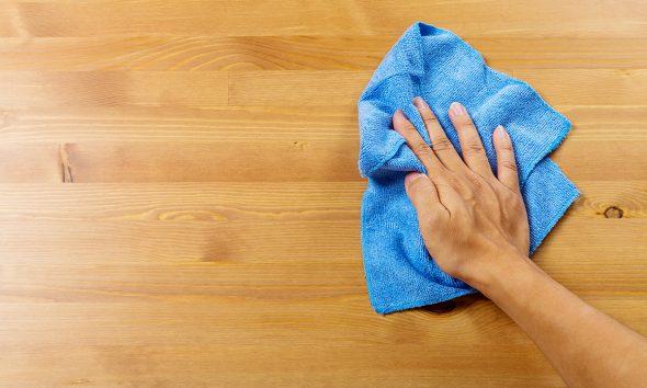 čišćenje-drvenih-površina-domnakvadrat