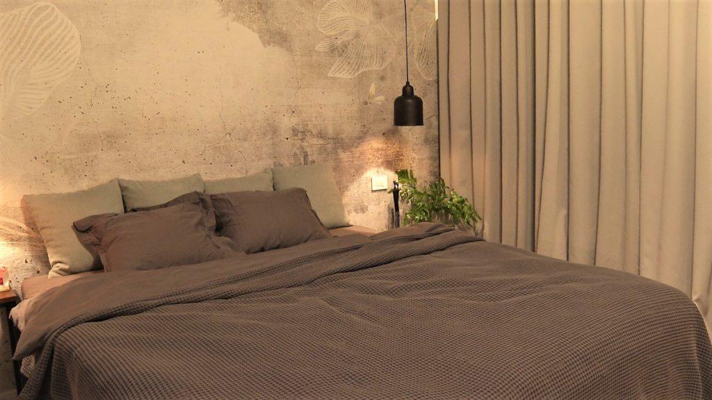 spavaća-soba-tapeta-vedrana-domnakvadrat