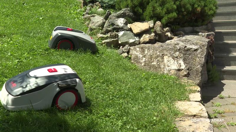 travnjak održavanje robotske kosilice