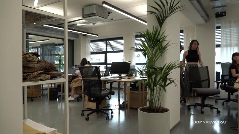 dizajn interijera ured