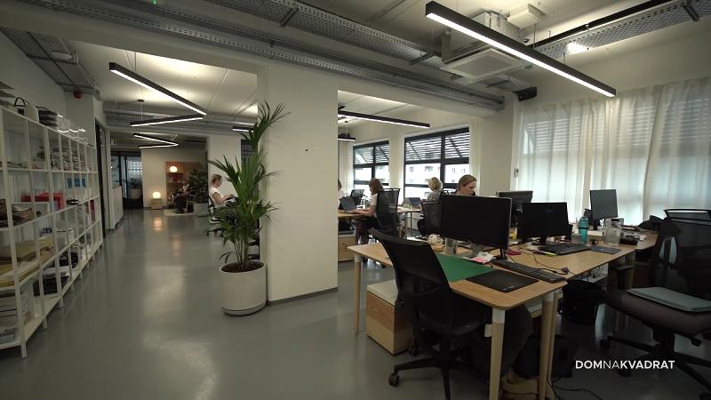 dizajn ureda komunikacijski laboratorij