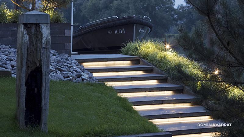 stepenice osvjetljenje