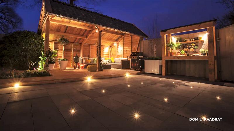luksuzno osvjetljenje kuće