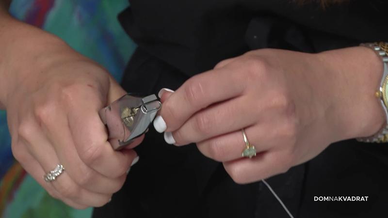 žica vijenac kako napraviti