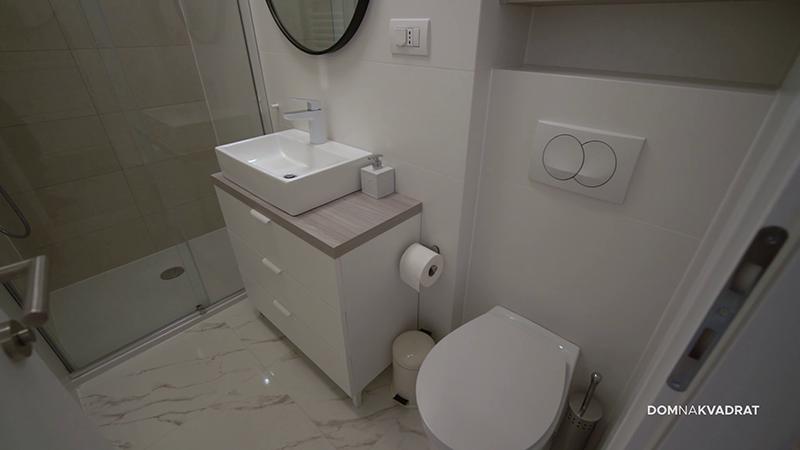 dizajn kupaonice manja kvadratura