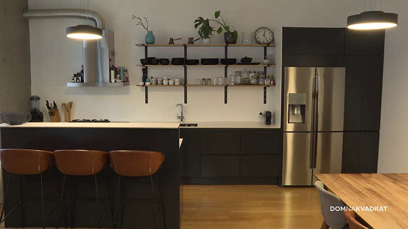 dizajn modernan kuhinja