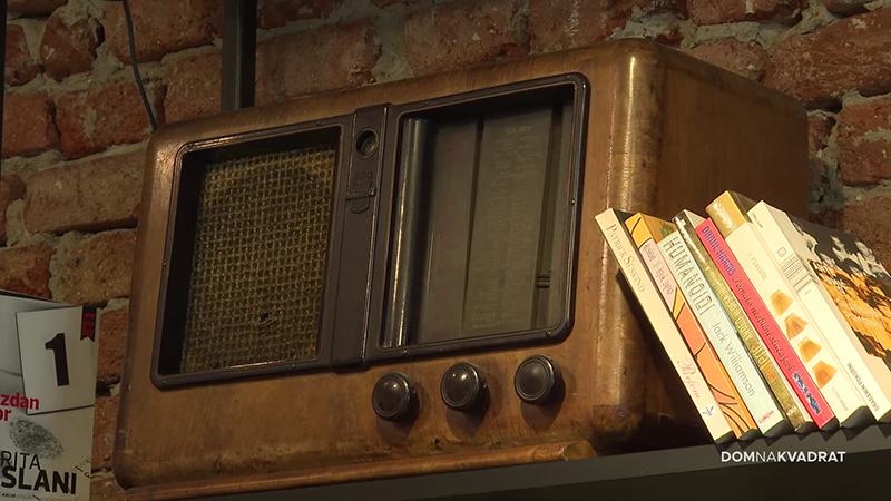 stari predmeti radio
