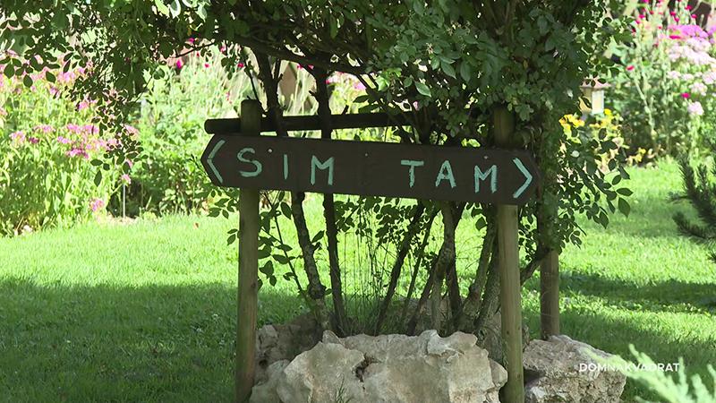 znak za vrt