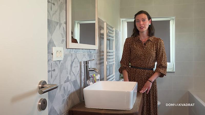 umivaonik moderna kupaonica