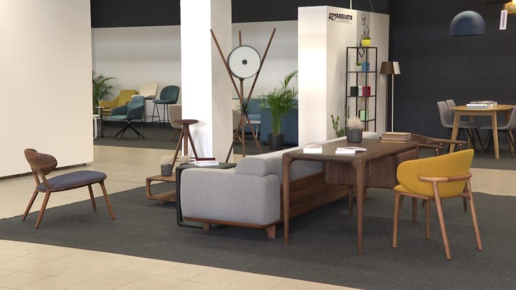 dizajnerski namještaj prirodni materijali nunc minimalizam