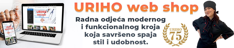 Uriho webshop