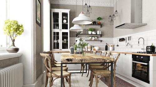 rustikalna-kuhinja-bijela-domnakvadrat