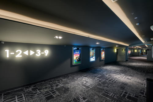 CineStar 4DX Split 18
