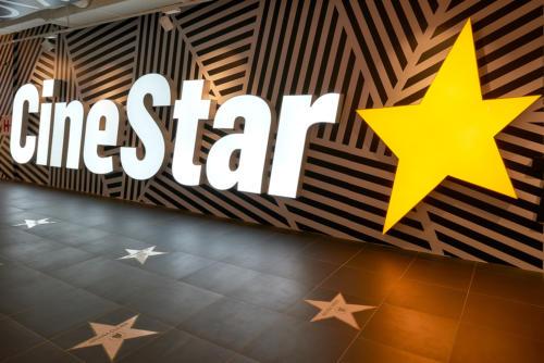 CineStar 4DX Split 9